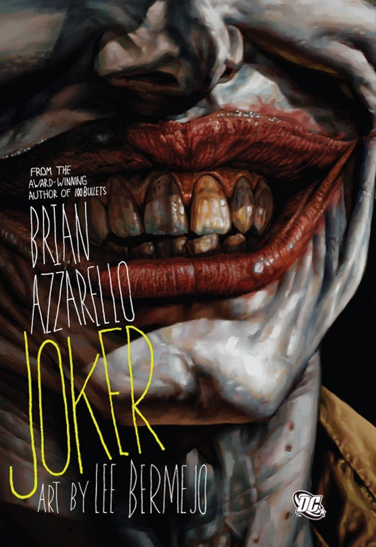 The Joker Book That's Better than ANY Film: The Joker by Brian Azarello and Lee Bermejo